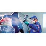 Kit Pintado Completo Auto Poliester Plata 9 Artículos