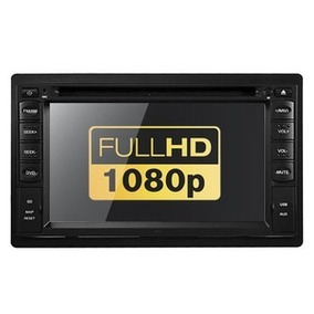 Central Multimídia Ford Fusion Dvd Tv 2006 2007 2008 2009