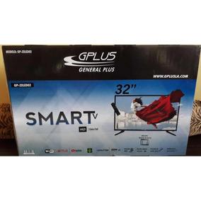 Televisor Smart Tv 32 Gplus Nuevo