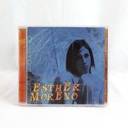 Esther Moreno - Cd Original