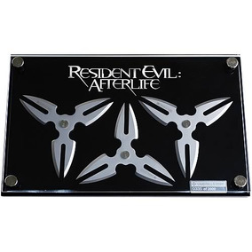 Resident Evil Afterlife Throwing Stars