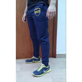 Pantalon Jogging Chupin Boca Juniors Bicampeon