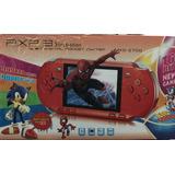 Pxp3 Varios Juegos De Sega En Una Sola Consola
