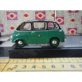 Fiat 600 Multipla Ixo Altaya Mila. 1958 Retroclasicos