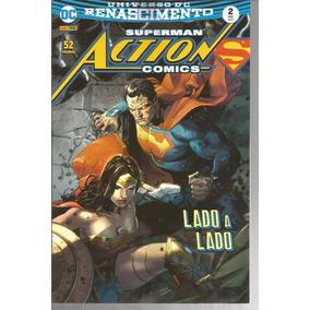 Action Comics 2 Renascimento - Panini - Bonellihq Cx122 L17