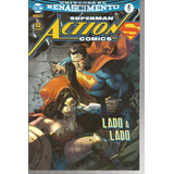Action Comics 2 Renascimento - Panini - Bonellihq Cx000 L17