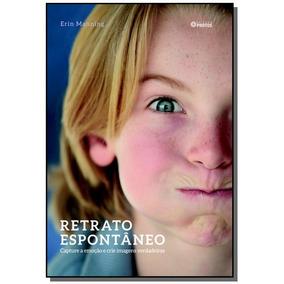 Retrato Espontaneo: Capture A Emocao E Crie Imagen