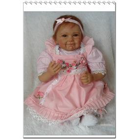 Bobeca Bebê Reborn Clarinha Pronta Entrega Fotos Reais