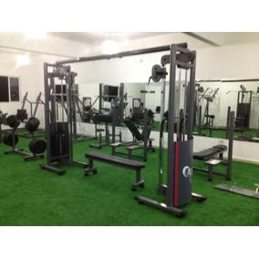 Academia Completa Swiso Fitness