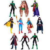 Oferta Tiempo Limitado New 52 Liga De La Justicia Superheroe