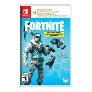 Fortnite: Deep Freeze Bundle  Nintendo Switch