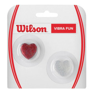 Antivibrador Wilson Vibra Fun Hearts Corazones