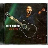 Cd Alex Cohen Ao Vivo