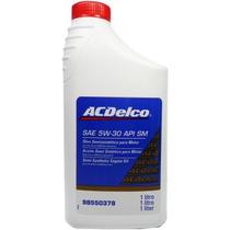 Óleo Motor Acdelco Semi Sintético 5w30 Api Sm