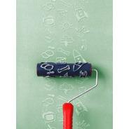 Rolo Para Textura Magiefeito Adolescente Com Suporte At1162