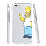 Funda Protector Homero Samsung S3 Mini S4 S6 S6 Edge Iphone
