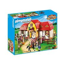 5221 Playmobil Country Grande Estábulo