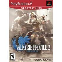 Valkyrie Profile 2: Silmeria - Playstation 2