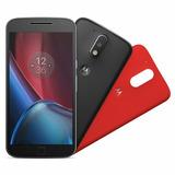Smartphone Motorola Moto G4 Plus Xt1640 Preto