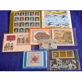 Israel. Lote De Sellos Postales En Bloks