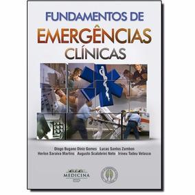Fundamentos De Emergencias Clinicas - Novo - Herlon | Bugano