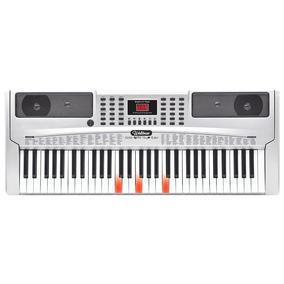 Teclado Musical Kep-61f Keypro Flash Cinza Waldman