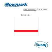 Plástico Bicapa Laserable Rowmark Lasermark, Tercio 60x40cm