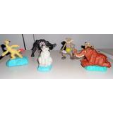 Muñecos Mc Donalds La Era Del Hielo 3 Coleccion Completa