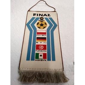 Antiga Flamula Copa Do Mundo Argentina 1978