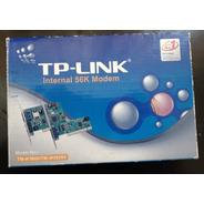Placa Fax Modem 56k Tm-ip5600/tm-ia5629v Tp-link