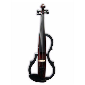 Violin Electrico 4/4 Kinglos Sdds-1604 Con Ecualizador