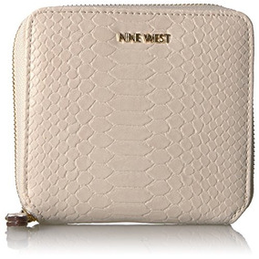 Monedero Indexador Nine West Zip