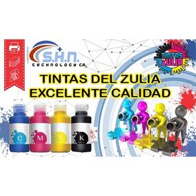 Tintas Epson Hp Canon Clase B 100ml Marca Tinta Del Zulia