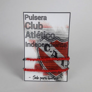 Pulsera Equipos Macramé - Pulsera Futbol Argentino X10