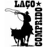Adesivo Country Laço Comprido 5622 - Selaria Guiricema
