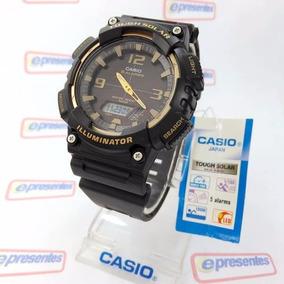 4c445b1af00 Relogio Casio Aq S810w 3av - Relógios no Mercado Livre Brasil