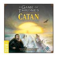 Jogo Catan A Game Of Thrones - Devir - Bonellihq A21