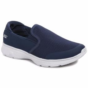 Zapatillas Skechers Go Walk 4 Contain Hombre Caminata