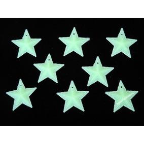 Estrellas De Mar Fluorescentes Para Colgar X 20 Unidades