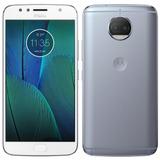 Smartphone Motorola Moto G5s Plus, Azul Topazio,tela 5.5 4g