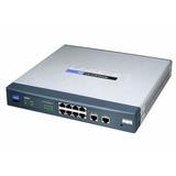 Router Rackeable Cisco Linksys Rv082 Usado 8 Puertos