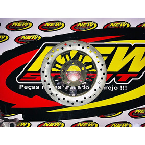 Disco Freio Titan 150 / Fan 150 2009/2014 Original Kvs