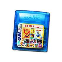 Cartucho Fita 60 Jogos Game Boy Color Advanced Streetfighter
