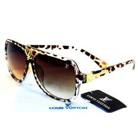 Oculos De Sol Feminino Lv Louis