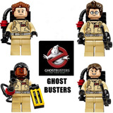 Ghostbusters Compatível C/ Lego Caça Fantasmas Armas Blocos