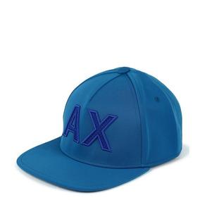 Gorra Armani Exchange Original Mykonos Azul Nueva Coleccion d8cf7b53f0e