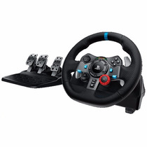 Volante Logitech G29 Driving Force Racing Pc Ps3 Ps4
