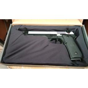 Pistola Air Soft Beretta 92 Cñ.largo 6mm.semiauto Calibradas