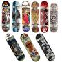 Skate Semi Profissional Abec 5 Shape Lixa Longboard Bel 4020