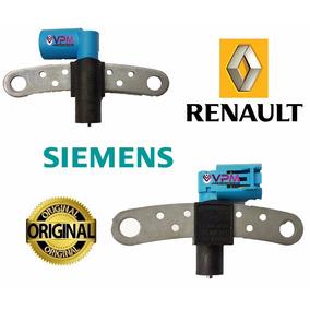 Sensor Rotaçao Renault Clio Laguna Scenic Lado Esquerdo